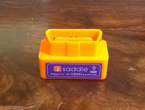 iSaddle Bluetooth Mini
